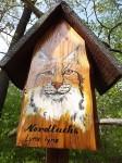 Auf dem Weg zum Tierpark Hexentanzplatz