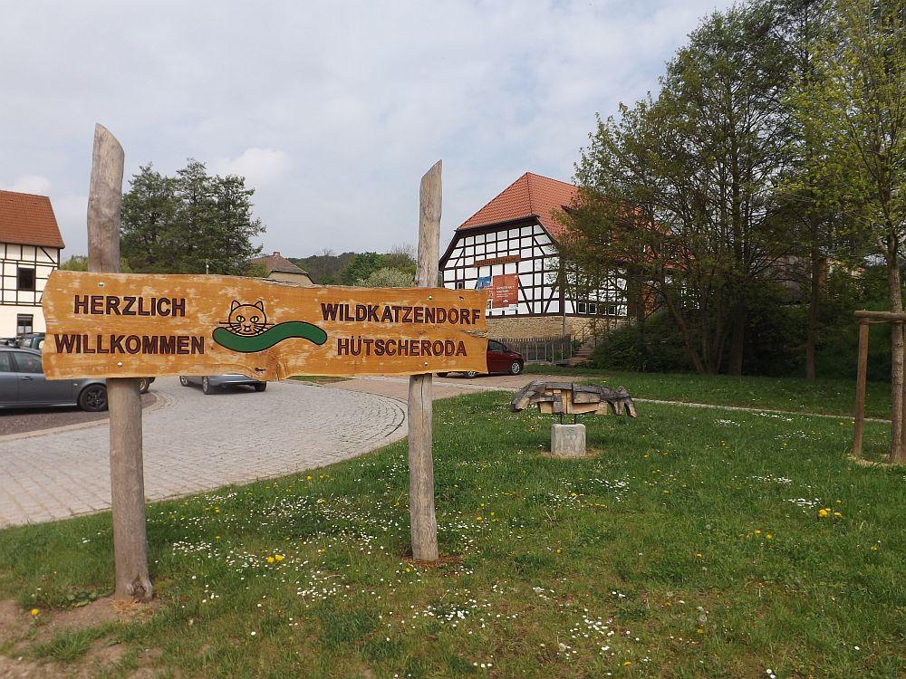 Eingang (Wildkatzendorf)