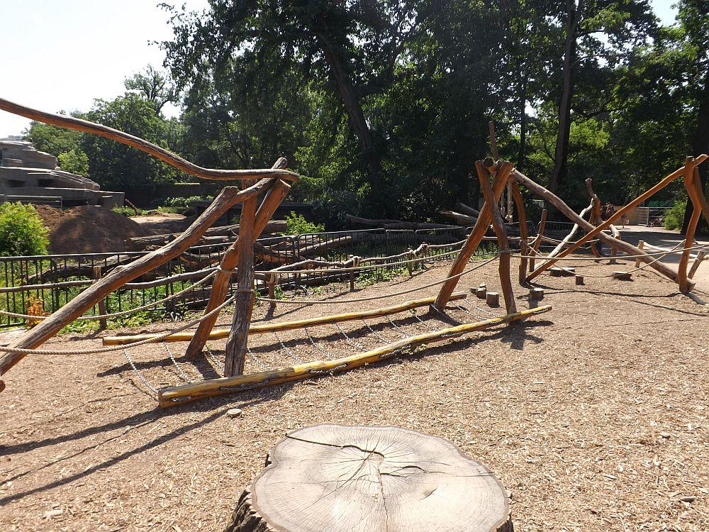 Spielplatz Kiwara-Kopje (Zoo Leipzig)