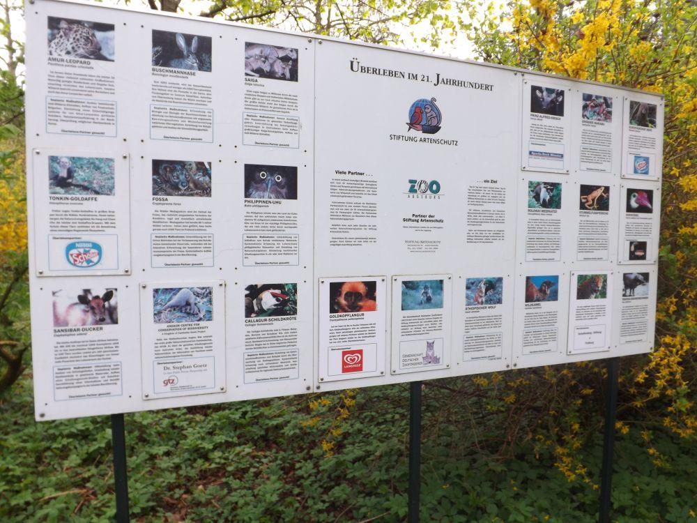 Stiftung Artenschutz (Zoo Augsburg)