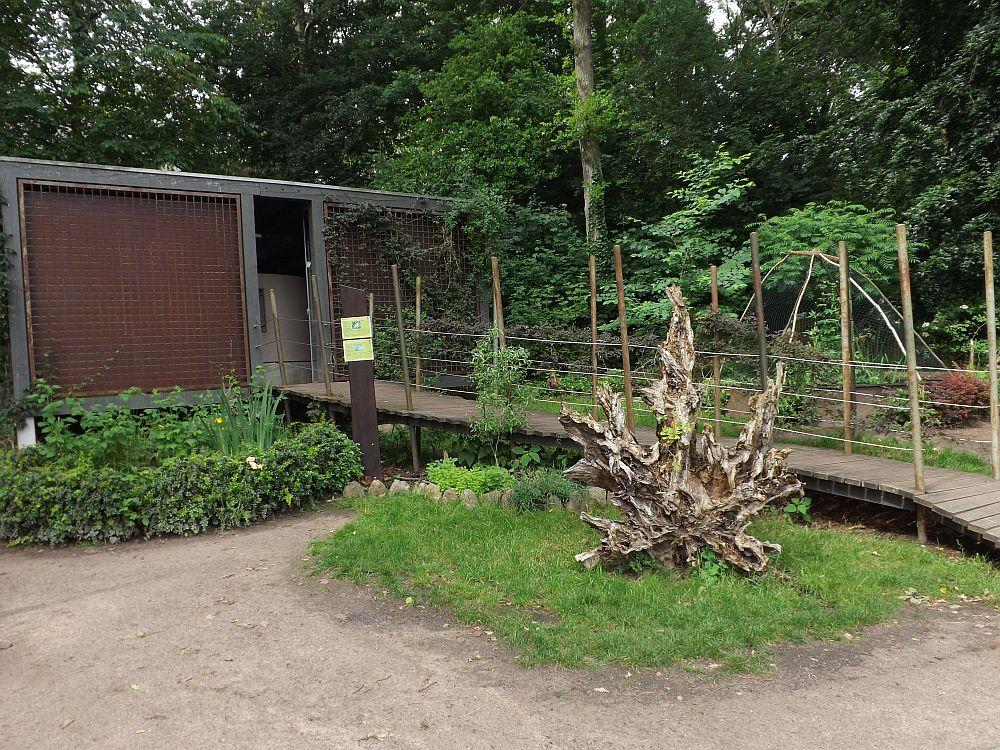 Froschhaus (Zoo Schwerin)