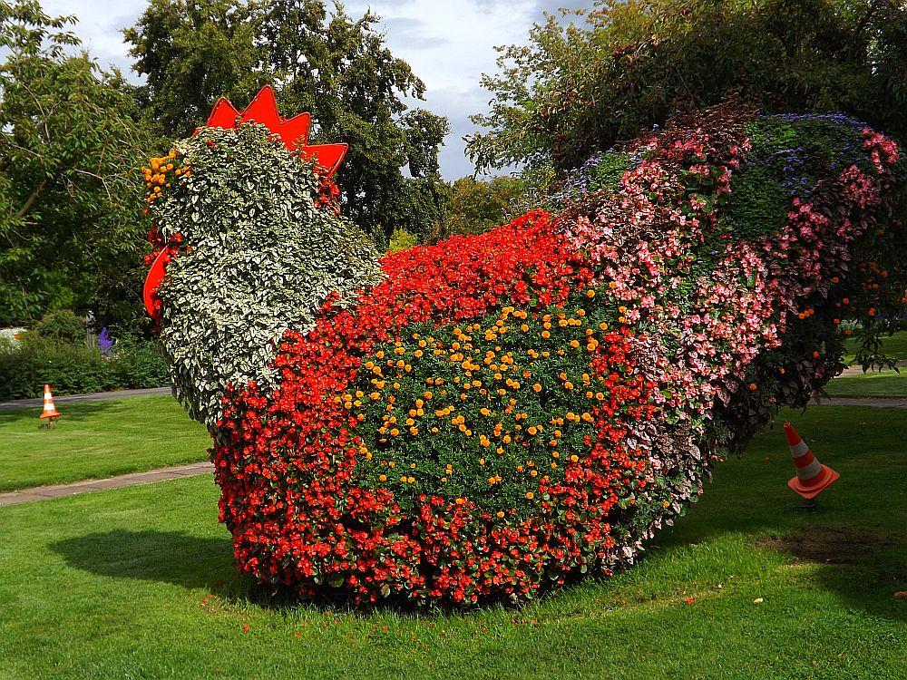 Blumentier (egapark Erfurt)