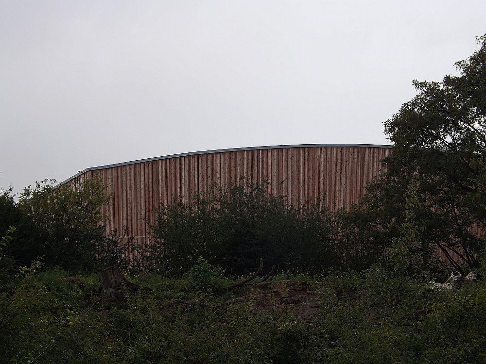 Elefantenhaus (Thüringer Zoopark)