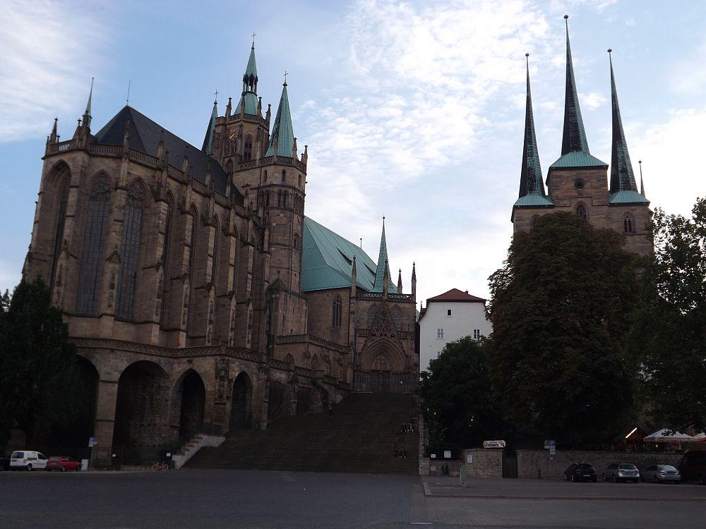 Erfurter Dom und Severikirche