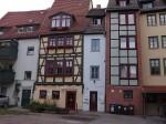 Häuser in Erfurt