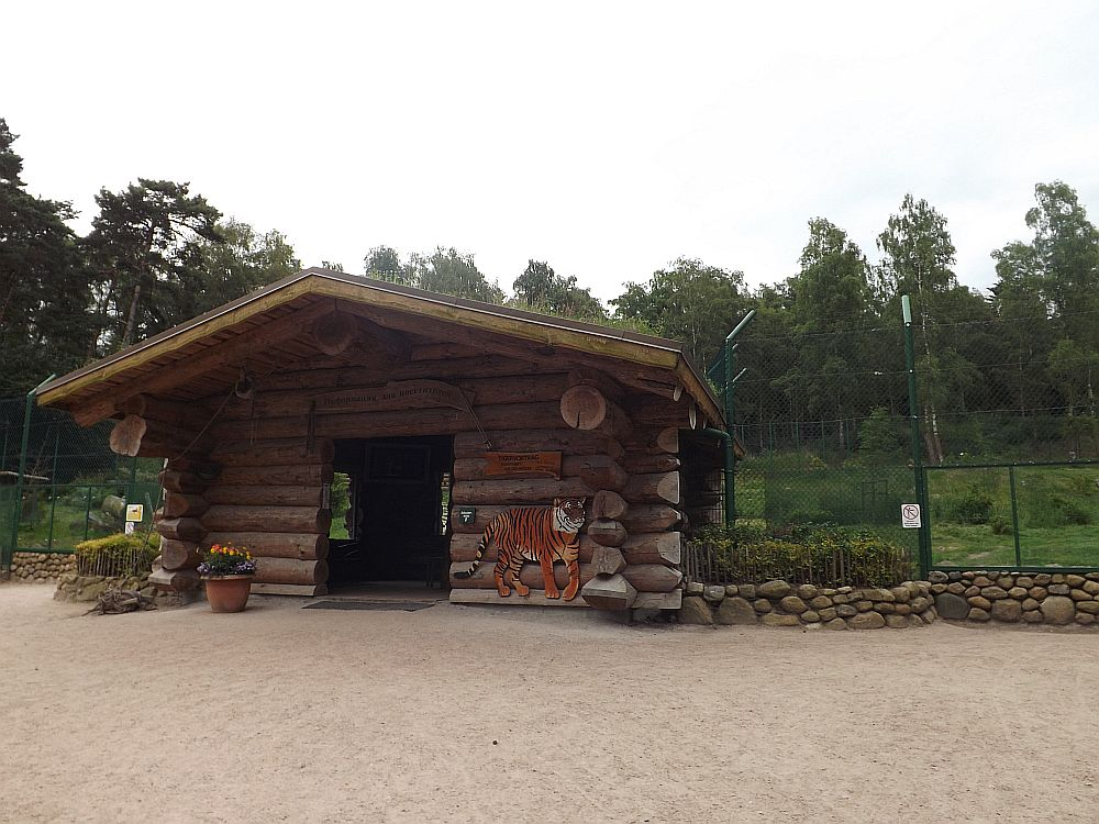 Tigerhaus (Wildpark Lüneburger Heide)