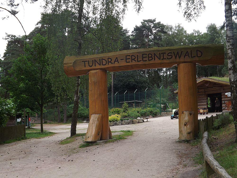 Tundraerlebnispfad (Wildpark Lüneburger Heide)