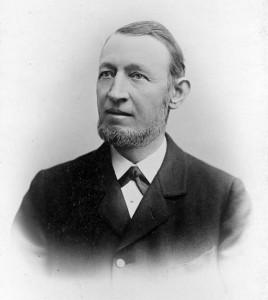 Carl Hagenbeck ca. 1890