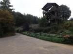 Aussichtsturm bei den Elefanten (Zoo Neunkirchen)