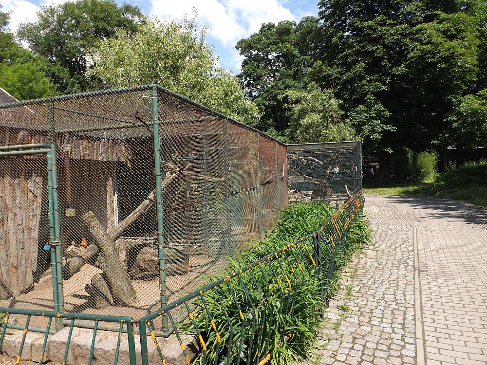 Fasanerie (Tierpark Senftenberg)