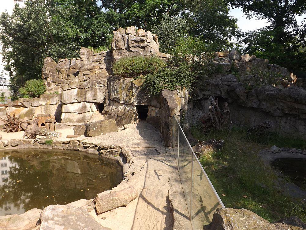 Nagetierfelsen (Zoo Berlin)