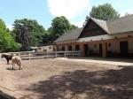 Pferdestall (Tierpark Senftenberg)