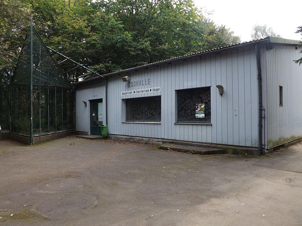 Tropenhalle (Zoo Neunkirchen)