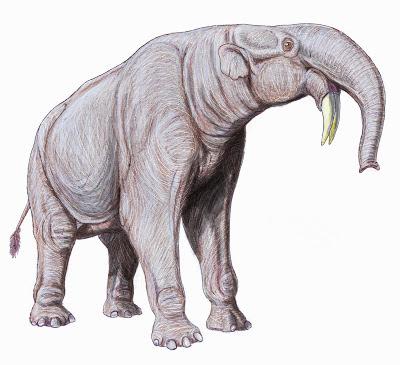 Deinotherium giganteum (Dmitrij Bogdanov)