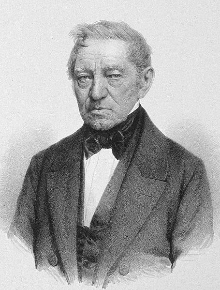 Martin Heinrich Lichtenstein (Lithografie von Rudolf Hoffmann)