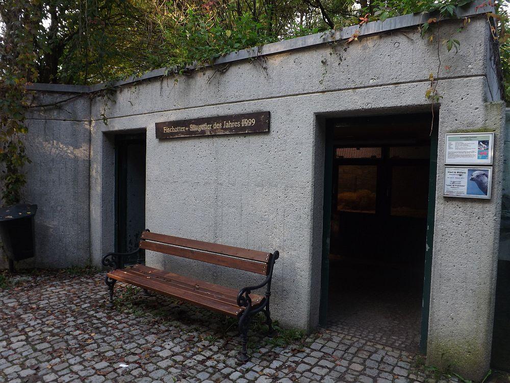 Fischotterhaus (Tiergarten Straubing)