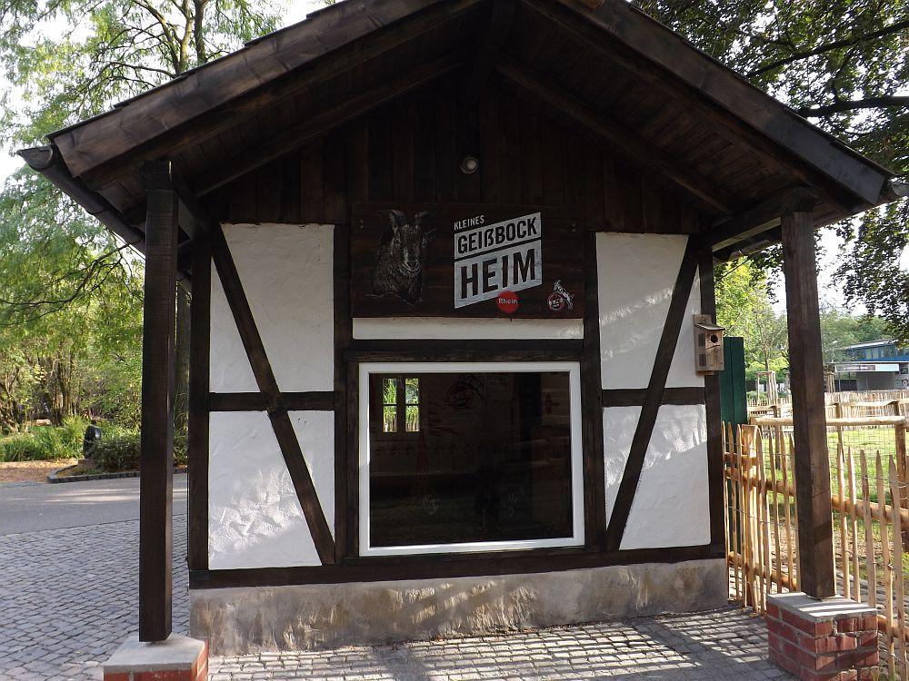 Geißbockheim (Zoo Köln)