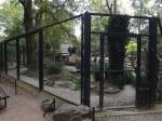 Schneeeulenanlage (Zoo Krefeld)