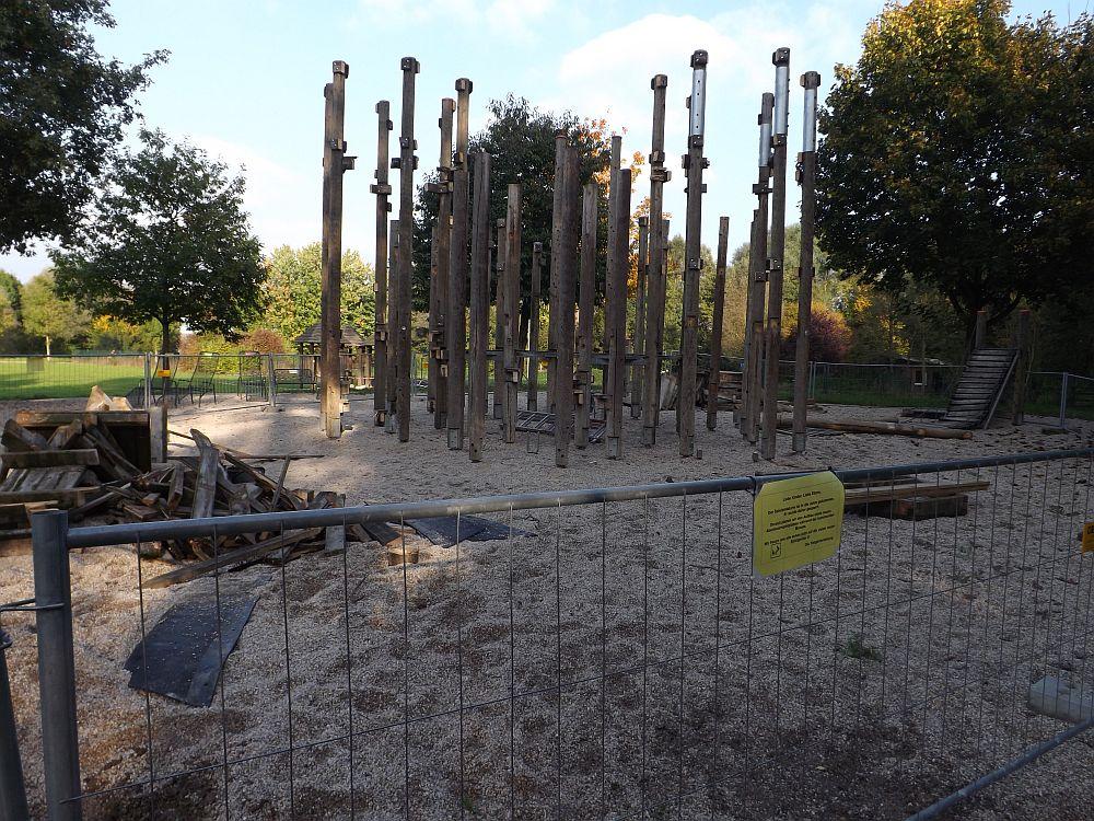 Spielturm (Tiergarten Straubing)