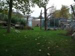 Außenanlage der Menschenaffen (Tierpark Hellabrunn)