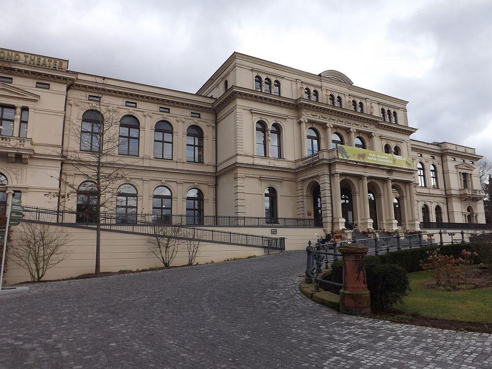 Gesellschaftshaus der Zoologischen Gesellschaft Frankfurt