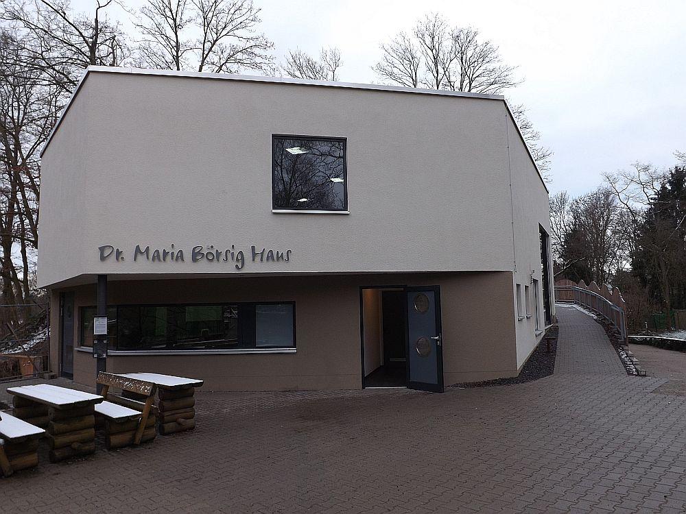 Dr. Maria Börsig-Haus (Vivarium Darmstadt)