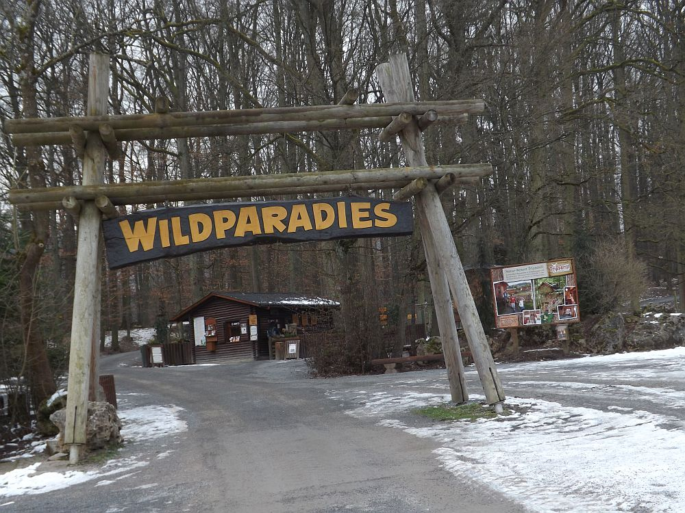 Eingang (Wildparadies Tripsdrill)
