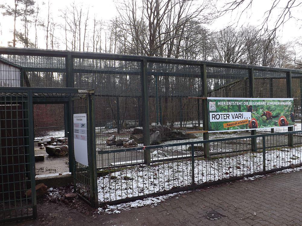 Begehbare Varinlage (Zoo Kaiserslautern)