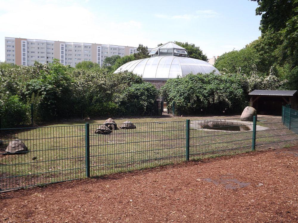 Schildkrötenanlage (Tierpark Berlin)