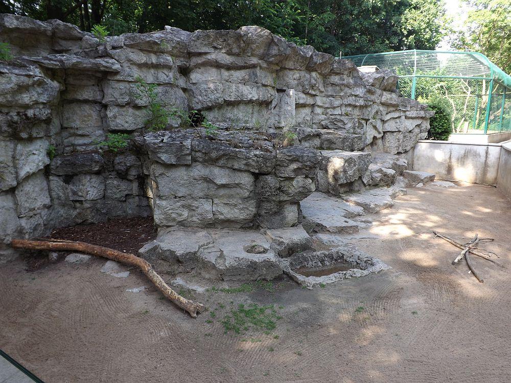 Stachelschweinanlage (Tierpark Berlin)
