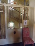 Historischer Aufzug im Romantischen Genießerhotel Südharz