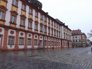 Das Alte Schloss in Bayreuth