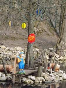 """Osterinsel"" (Wildpark Christianental)"