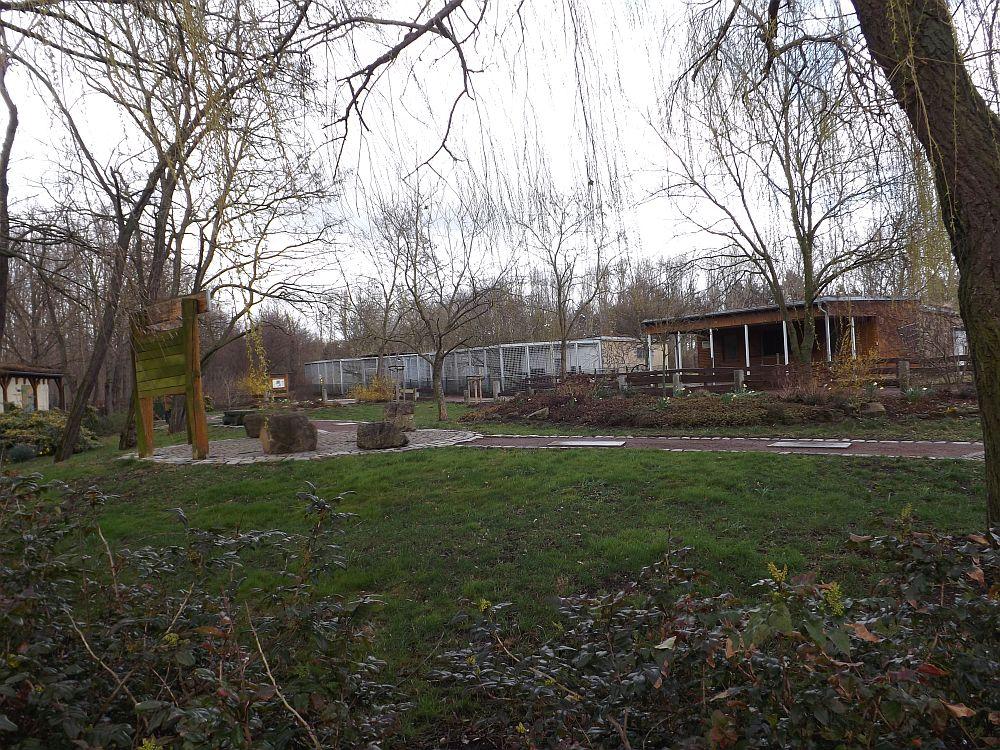 Luchsanlage (Heimattierpark Merseburg)