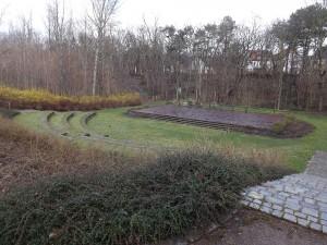 Parkbühne im Südpark Merseburg