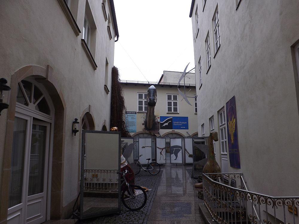 Eingang (Urzeitmuseum Oberfranken)