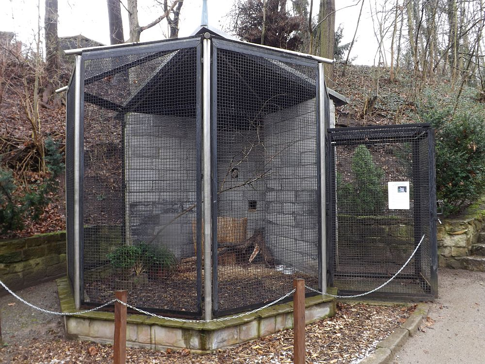 Wildkatzenanlage (Heimatnaturgarten Weißenfels)
