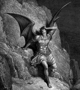 Satan (Gustave Doré)