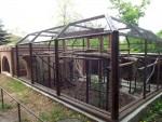 Neue Nasenbärenanlage (Zoo der Minis)
