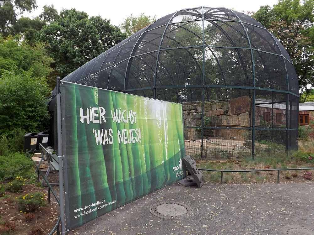 Baustelle (Zoo Berlin)