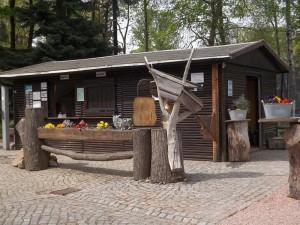 Eingang (Tiergarten Falkenstein)