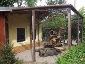 Fennek-Anlage (Zoo der Minis)