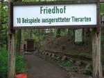 Friedhof der ausgestorbenen Tiere (Zoo Eberswalde)