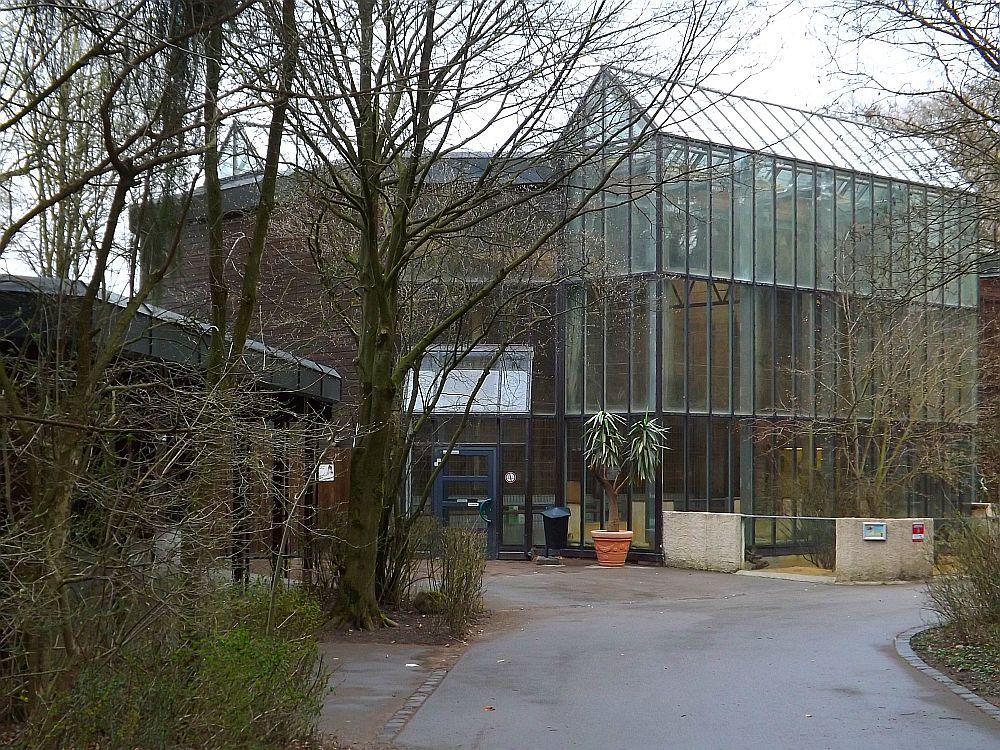 Giraffenhaus (Zoo Augsburg)