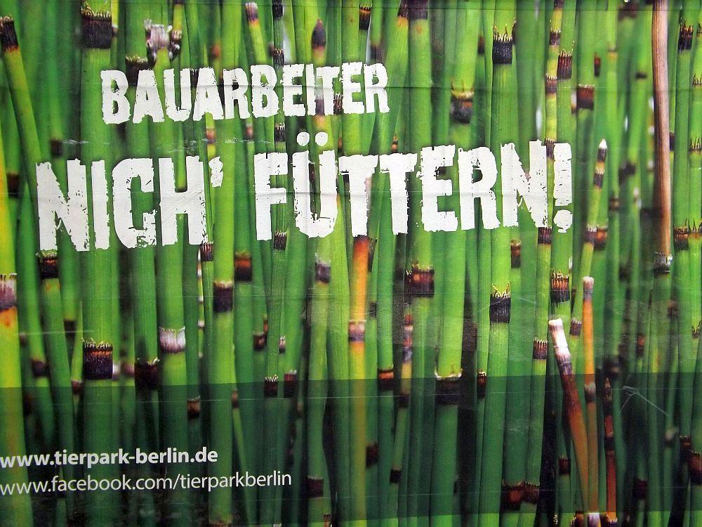 Baustelle (Tierpark Berlin)