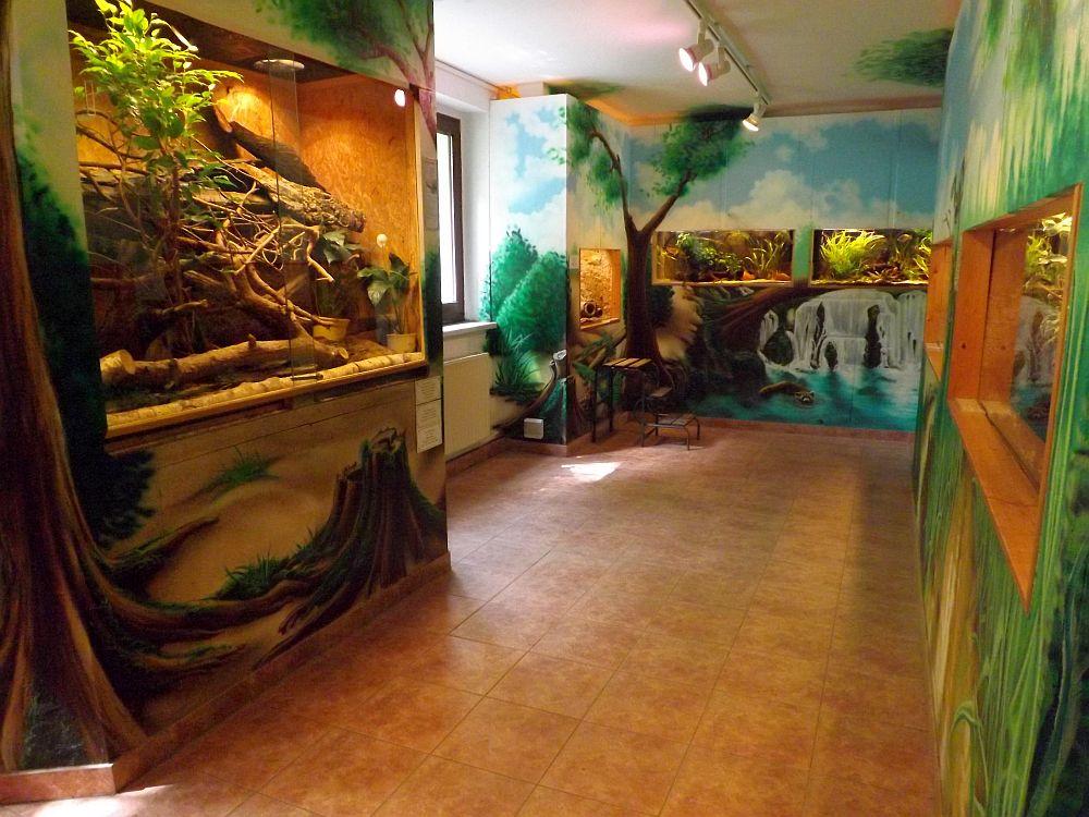 Terrarium (Tierpark Kunsterspring)