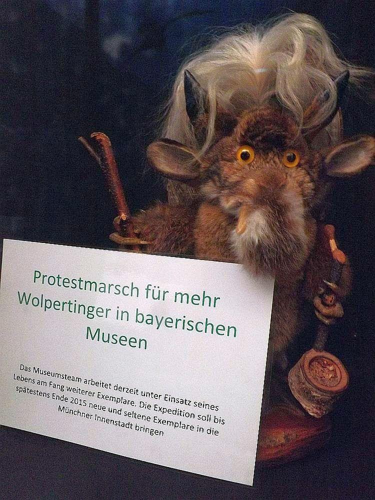 Wolpertinger (Jagd- und Fischereimuseum)
