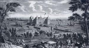 Moritzburg 1733 (Johann Caspar Ulinger)