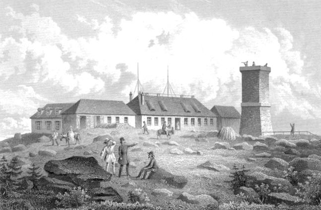Brockenspitze (1830)