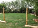 Kuhweide im Bau (Erlebnistierpark Memleben)